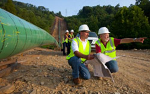 Work underway on Sabal pipeline through three states. Source: sabaltrailtransmission.com