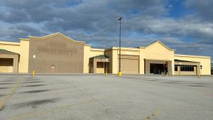 the old walmart building in fairfield sits vacant source robert carter
