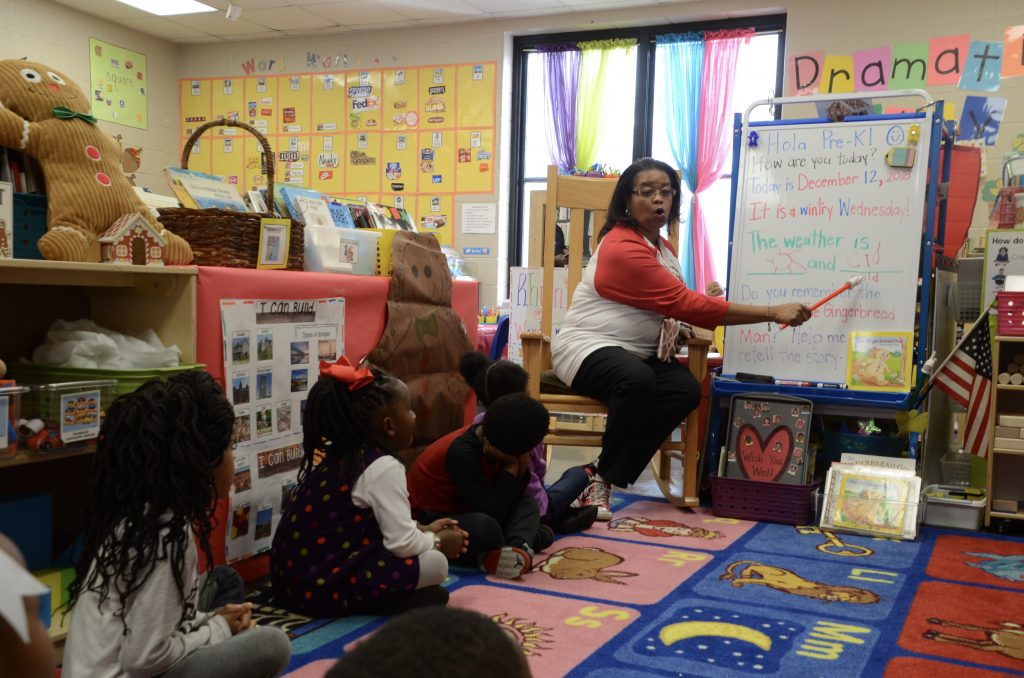 Does Pre K Make Any Difference >> First Class In More Than Name Only Why Alabama S Preschool