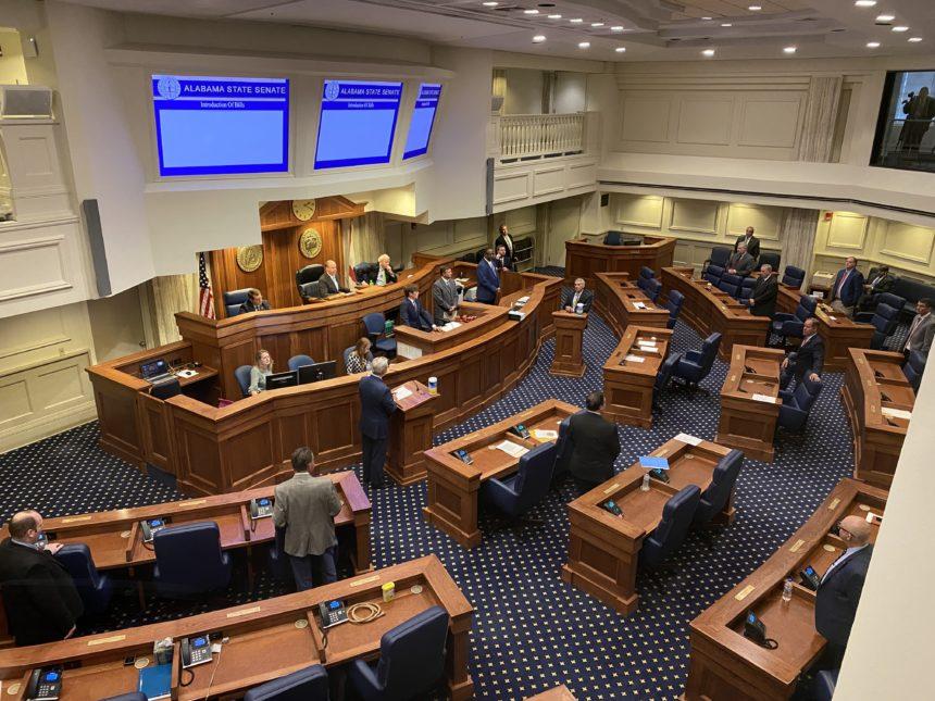 Senate Approves School Board Bill, Other Legislative Briefs